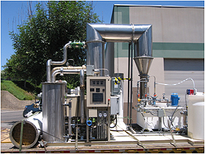 Chlorinated System