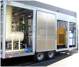 Mobile Treatment System