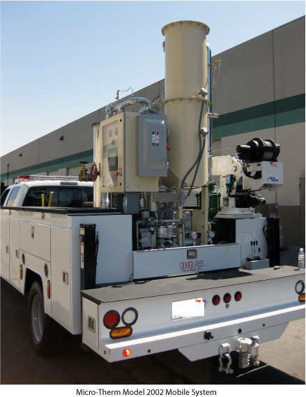 Mobile-THERM Remediation System