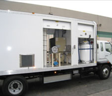 Model 2005-EN.  Complete with air stripper  and 300 gals on-board propane.
